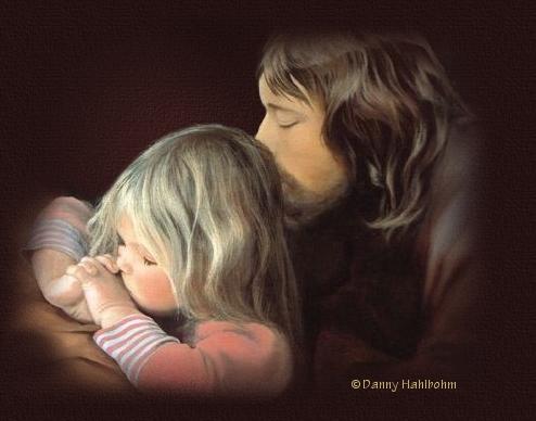 HOY HABLAMOS DE...: Enseña a tus hijos a orar