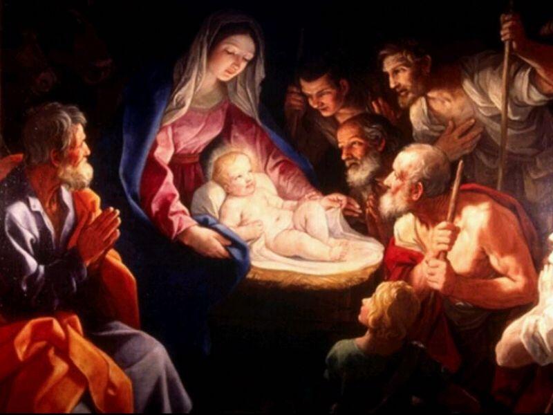 Jesus Christ Born