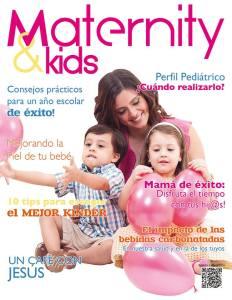 PortadayPáginas12y13-RevistaMaternityandKids-Feb2014